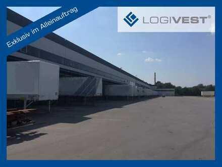 Exklusiv und provisionsfrei / ca. 10.000 - 31.000 m² Lagerhalle / 2-seitige Andienung