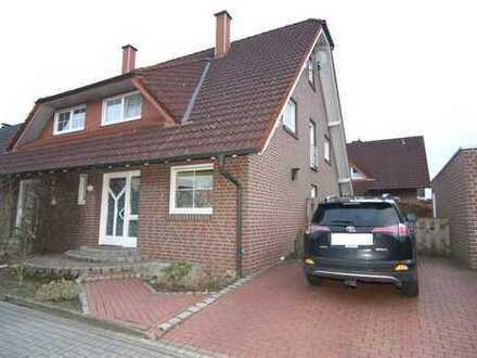 Schöne Doppelhaushälfte mit Garage in Rheine-Mesum