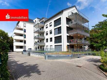 Terrassenwohnung mit Garten - 2 Zi.-ETW