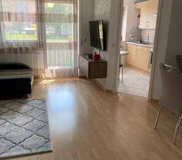 Modernisierte 3,5-Zimmer-Wohnung mit Balkon und Einbauküche in Neumarkt in der Oberpfalz