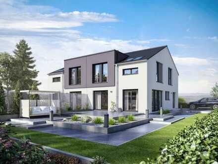 Baupartner gesucht - Doppelhaushälfte in Roxheim inkl. Grundstück