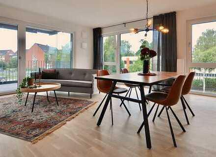 Erstbezug in Findorff - Entspannt Wohnen