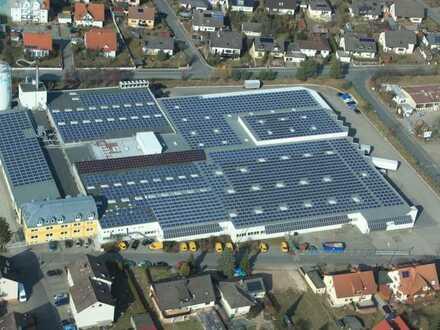 Bis zu 7.000 m² Lagerflächen - provisionsfrei!