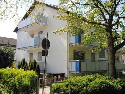 1-Zimmer-Terrassenwohnung in Karlsruhe - Oststadt
