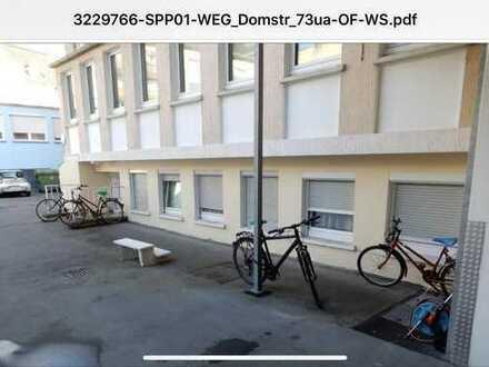 1 Zimmer in Souterrain Wohnung in Offenbach-Stadtmitte zu vermieten