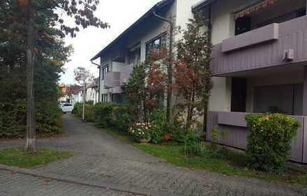 Suche Nachmieter für schöne 2-Zimmer-Wohnung mit Loggia in Mannheim