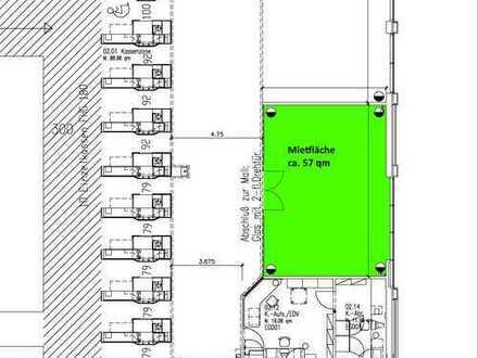 PROVISIONSFREI - Mietfläche *57 qm* im Kaufland Dessau-Roßlau, Wolfgangstraße