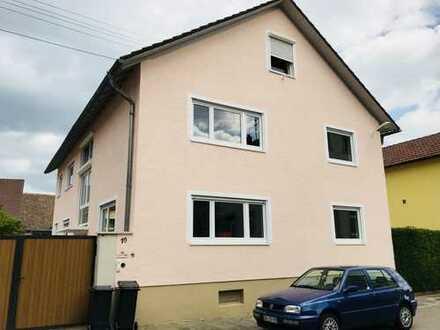Erstbezug nach Sanierung: freundliche 5-Zimmer-EG-Wohnung zur Miete in Duttweiler