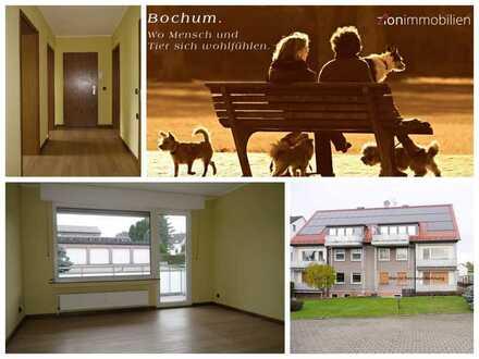Schöne 4 Zimmerwohnung mit Süd-Balkon in ruhiger Wohnlage...