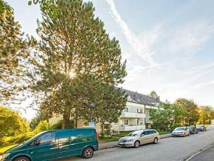 immomedia - sehr schönes 1-Zimmer-Dachgschoss-Apartment (vermietet) München-Hadern
