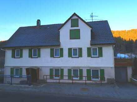 Großzügiges Fachwerkhaus mit Garage und Garten in Baiersbronn / Friedrichstal