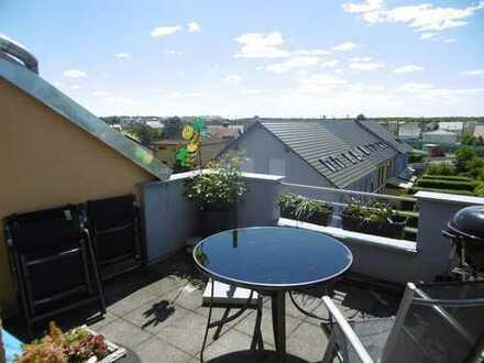 Hochwertige 3-Zi.Wohnung mit Terrasse