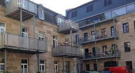 Möbliertes Appartement (neuwertig) in bester Lage direkt am Stadtpark