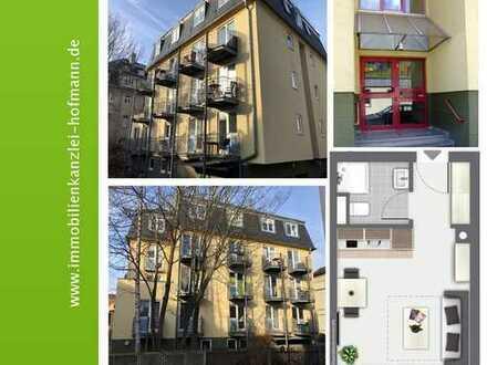 DG-Appartement Nähe Villa Wahnfried und Hofgarten. Bezugsfrei nach Vereinbarung.