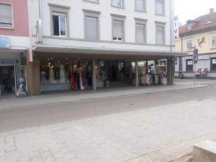 Ladengeschäft Lörrach Stadtmitte