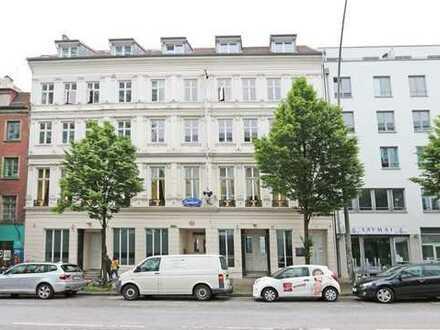 Einzigartige Maisonette-Wohnung mitten in der City.