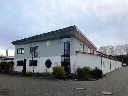 Hildesheim - Gewerbegebiet