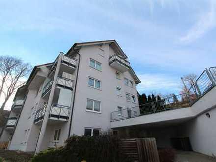 Wohnpark Neukirchen: 2 Zi.-Wohnung mit Aufzug und Balkon