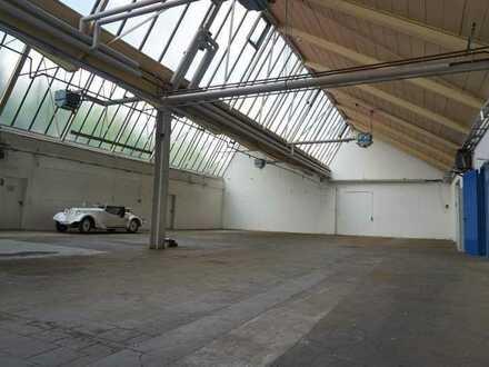 *RESERVIERT*  Lager- & Produktionsflächen  an der Bundesstraße B 29 zu vermieten