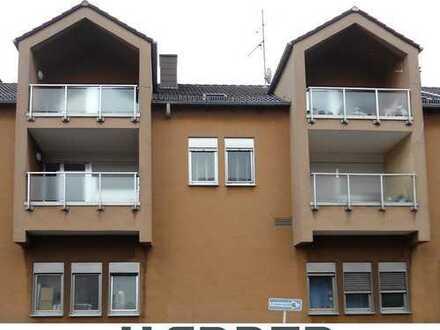 Großzügige 2-Zimmer Wohnung in ruhiger Seitenstraße