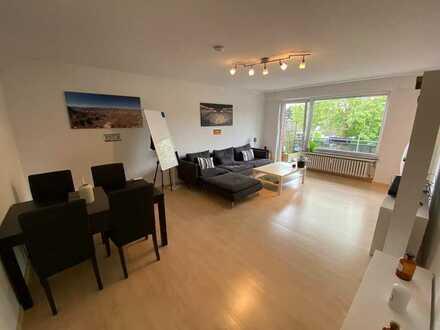 2 Zi Bad, Balkon Wohnung in Münster-Roxel; 80 qm ; 700 EUR warm