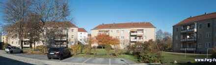 Attraktive 3-Raum-Wohnung mit Balkon im Stadtzentrum