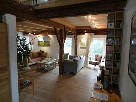 Barrierefreies, geräumiges Haus mit fünf Zimmern in Uffing am Staffelsee