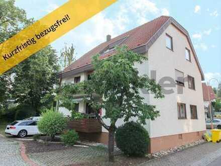 Tolle Familienwohnung: 4-Zi.-ETW mit großem Balkon in der Region Stuttgart