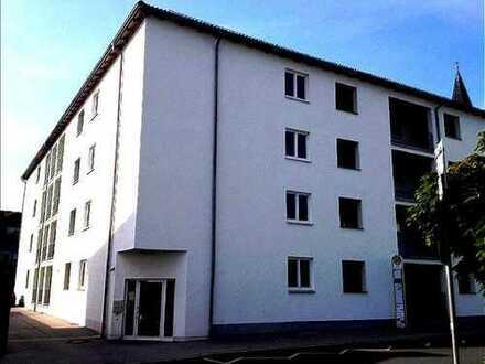 2-Zimmer Wohnung mit Balkon in Weiden-Zentrum