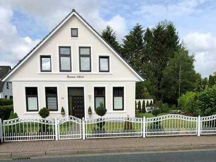Schöne drei Zimmer Wohnung in Ganderkesee-Bookholzberg