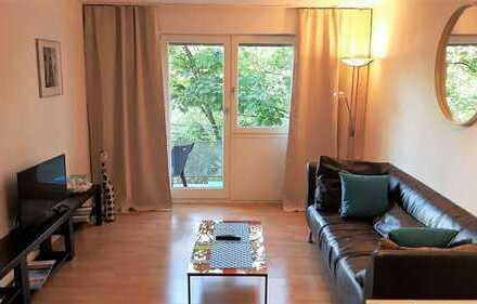2-Zimmer-Wohnung mit Balkon und EBK in Top Lage von Konstanz