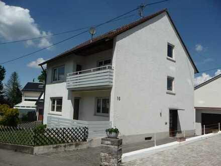 Freistehendes 1 bis 2 Familienhaus, in sehr ruhiger Wohnlage in Freiberg