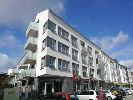 Zentral in Münster - Neubau 3-Zimmer-Wohnung mit Balkon, Erstbezug!