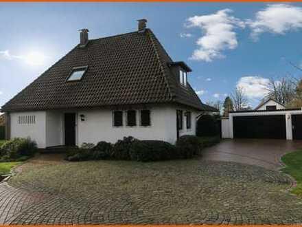 Gemütliches Einfamilienhaus in beliebter Lage in Beverstedt