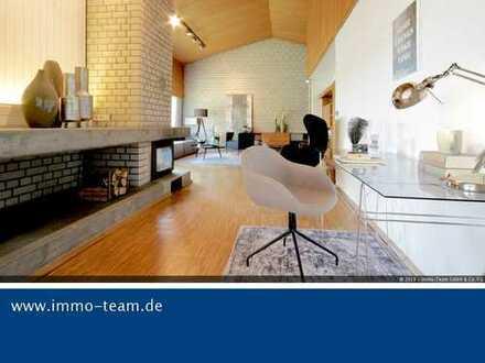RESERVIERT Architektenhaus in ruhiger Hanglage **Pool**Kamin**3 Garagen**