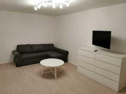 Frisch renovierte 1-Zimmer-Wohnung in Maintal zu vermieten!