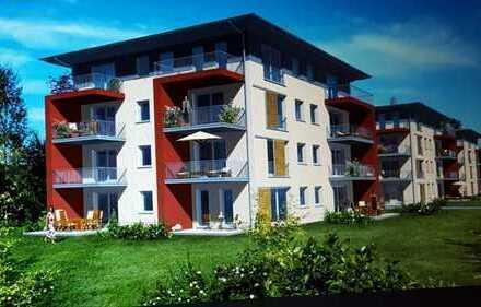 Schöne 2-Zimmer-Wohnung mit Balkon und Einbauküche in Sonthofen