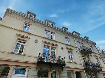 Gemütliche 3-Zimmer-Galeriewohnung in direkter Nähe zum Stadtzentrum von Baden-Baden