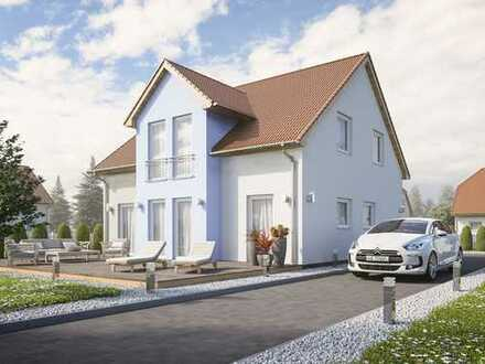 Zentrale Lage in Brome