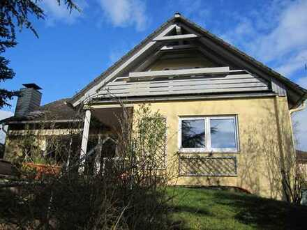 Gimsbach - 1-2 Familienhaus mit Dachgeschosswohnung und tollem Garten
