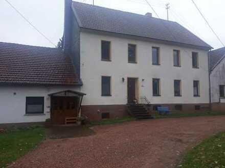 Idyllisch am Bach gelegene 4-Zi.-Wohnung in Brücken bei Birkenfeld