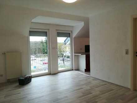Schöne ein Zimmer Wohnung in Saarlouis (Kreis), Schwalbach