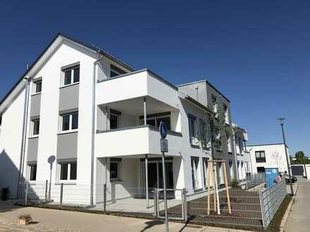 Malmsheim. Neues Wohnen. Erstbezug. 4-Zimmer-Wohnung im Obergeschoss mit TG-Platz.