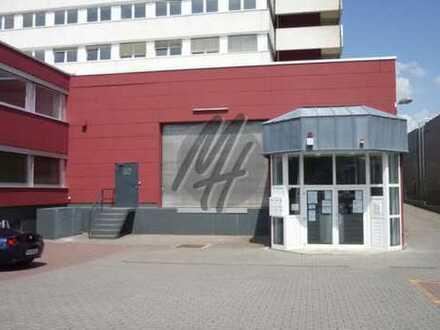 SOFORT VERFÜGBAR ✓ NÄHE BAB ✓ Lagerflächen (1.100 m²) & Büro-/Sozialflächen (200 m²) zu vermieten