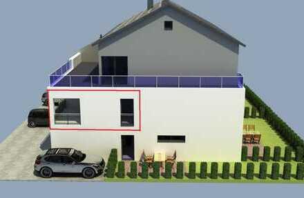 Whg.-Nr. 9: 2 Zimmer Wohnung mit Balkon und Stellplatz