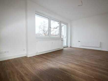 Sanierte 2-Zimmer-Wohnung mit Balkon in Vahrenheide!