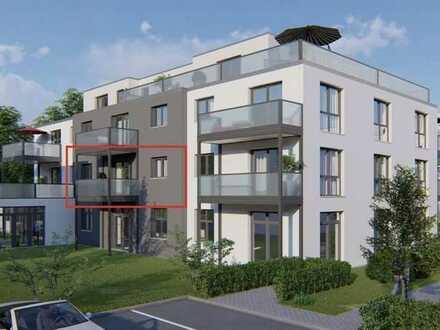 Erstbezug: exklusive 2 Zimmer Wohnung in Illertissen