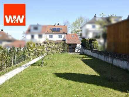 Schöne Doppelhaushälfte mit tollem Garten -  Viel Platz für die große Familie!
