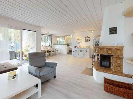 Ansprechender Wohlfühl-Bungalow im Bergischen Land in ruhiger Lage mit finnischer Sauna