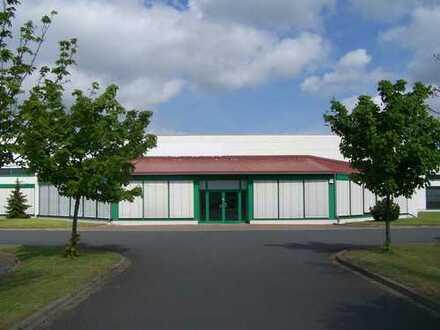 Vielseitig verwendbare Halle inkl. Bürobereich nebst Freiflächen-PROVISIONSFREI